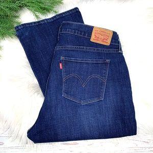 👖NWOT |•LEVI'S•| Curvy Bootcut Jeans 33x30👖